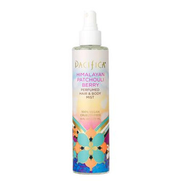 Pacifica Himalayan Patchouli Berry Perfumed Hair & Body Mist