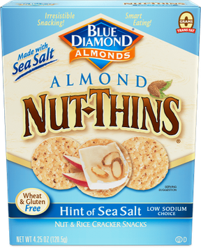 NUT-THINS® Original Hint Of Sea Salt
