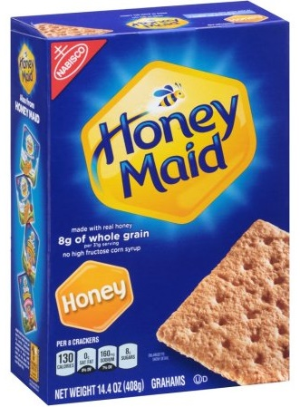 Honey Maid Honey Graham Crackers