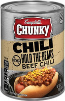 Campbell's® Chunky Chili Hold the Beans