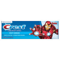 Crest Pro Health Jr Kid's Toothpaste featuring Marvel's Avengers