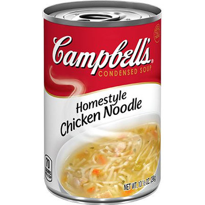 Campbell's® Homestyle Chicken Noodle Condensed Soup