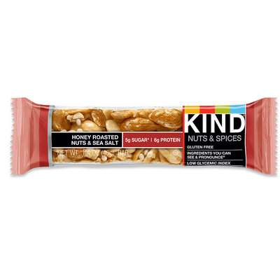 KIND® Honey Roasted Nuts & Sea Salt