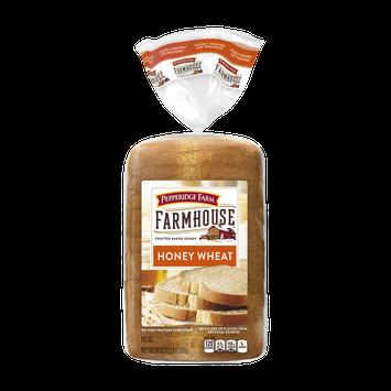 Pepperidge Farm® Farmhouse™ Hearty Sliced Bread Honey Wheat