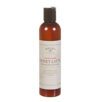 Bekura Beauty Honey Latte Detangling Hair Milk