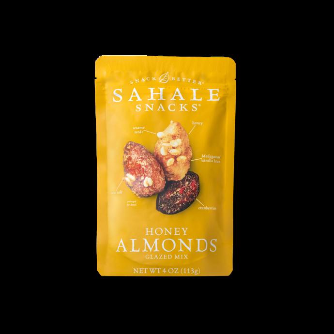 Sahale Snacks® Honey Almonds Glazed Mix