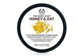 THE BODY SHOP® Honey & Oat 3 In 1 Scrub Mask