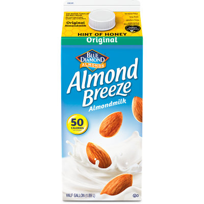 Almond Breeze® Almondmilk Hint Of Honey