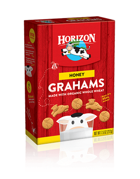 Horizon Honey Snack Grahams