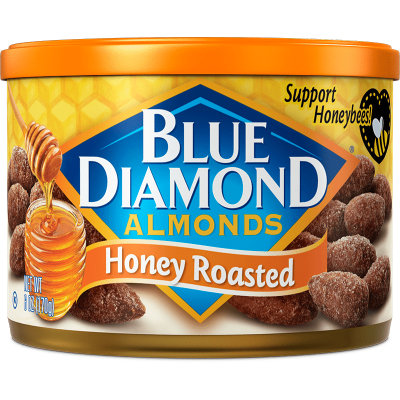 Blue Diamond® Almonds Honey Roasted