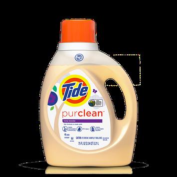 Tide purclean™ Honey Lavender Liquid Laundry Detergent