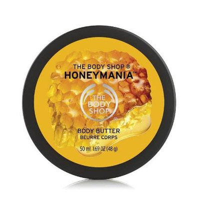 THE BODY SHOP® Honeymania™ Body Butter