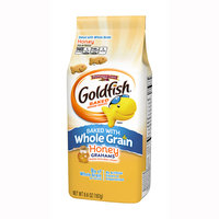 Goldfish® Baked with Whole Grain Honey Grahams Baked Graham Snacks