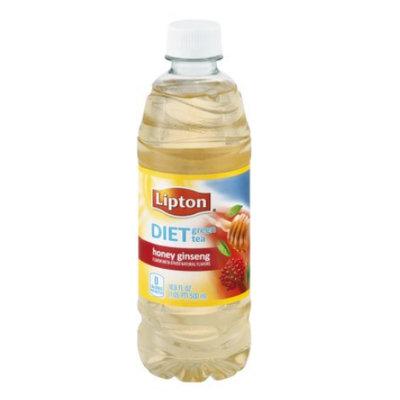 Lipton® Iced Tea Lipton Diet Honey Ginseng Green Tea
