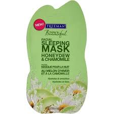 Freeman Beauty Feeling Beautiful™ Honeydew & Chamomile Sleeping Facial Mask