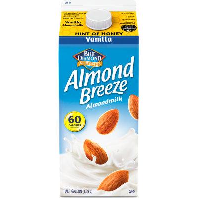 Almond Breeze® Almondmilk Hint Of Honey Vanilla