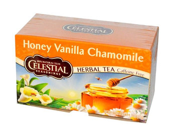 Celestial Seasonings® Honey Vanilla Chamomile Herbal Tea Caffeine Free