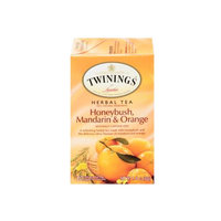 TWININGS® OF London Honeybush, Mandarin & Orange Tea Bags