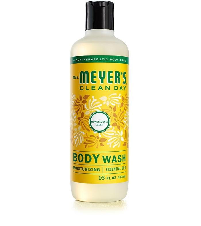 Mrs. Meyer's Clean Day Honeysuckle Body Wash