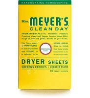 Mrs. Meyer's Clean Day Honeysuckle Dryer Sheets