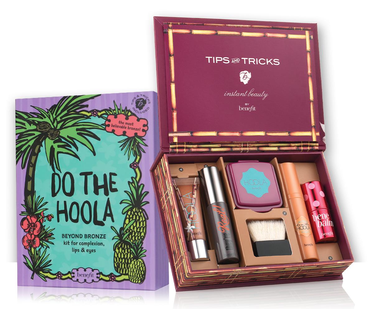 Benefit Cosmetics Do The Hoola Beyond Bronze Kit