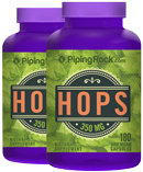 Piping Rock Hops 350 mg 2 Bottles x 180 Capsules