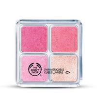 The Body Shop Hot Pink Shimmer Cubes - Palette 26 14 g