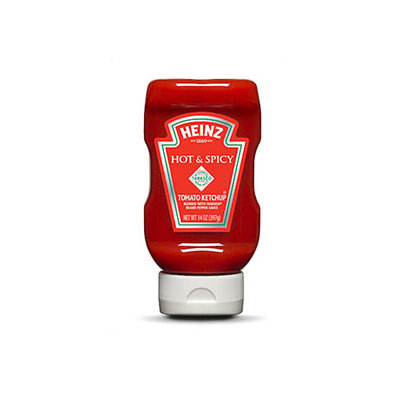 Heinz® Hot & Spicy Ketchup