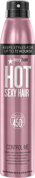 sexyhair® Hot Sexy Hair Control Me Thermal Protection Working Hairspray