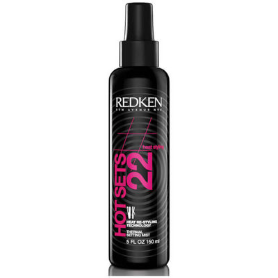 Redken Hot Sets 22: Thermal Setting Mist