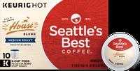 Seattle's Best Coffee House Blend K-Cup Pod