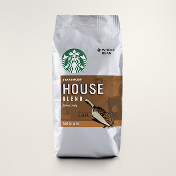 STARBUCKS® House Blend Rich & Lively Whole Bean