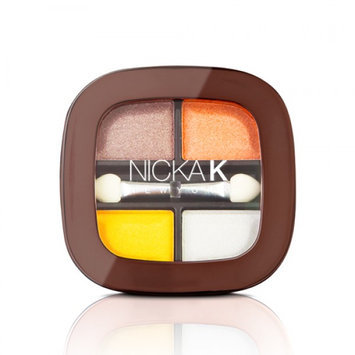 Nicka K Nickak York Quad Eye Shadow