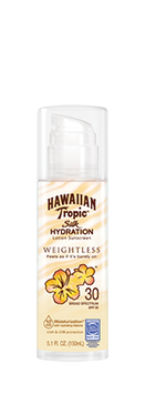 Hawaiian Tropic® Silk Hydration Weightless SPF 30 Sunscreen