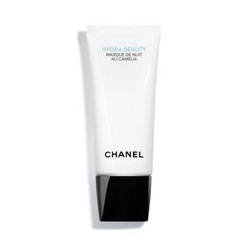 CHANEL Hydra Beauty Masque De Nuit Au Camélia Hydrating Oxygenating Overnight Mask