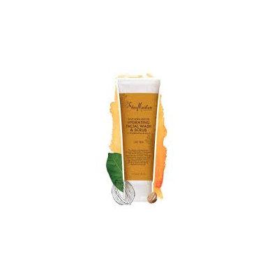 SheaMoisture Raw Shea Butter Facial Wash & Scrub