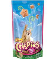 Friskies® Crispies Salmon Flavor Puff Cat Treats