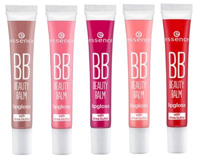 Essence BB Beauty Balm Lipgloss