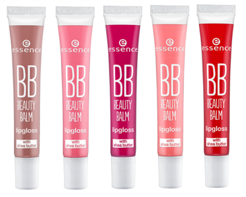Essence BB Beauty Balm Lipgloss