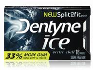 Dentyne Ice Arctic Chill Gum