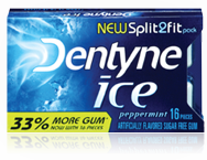 Dentyne Ice Peppermint Gum