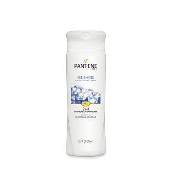 Pantene Pro-V Ice Shine 2 in 1 Shampoo + Conditioner