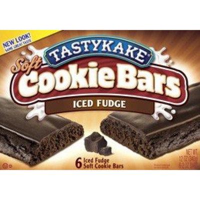 Tastykake® Iced Fudge Cookies Bars