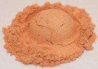 Pumpkin Spice Latte, Light Orange Highlighter Mineral Eyeshadow