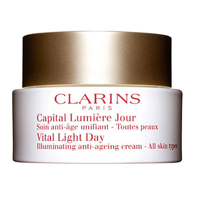 Clarins Vital Light Day Illuminating Anti-Ageing Cream