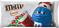 M&M'S® Brand Almond Chocolate Candies Holiday Blend