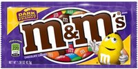 M&M'S® Dark Chocolate Peanut