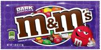 M&M'S® Dark Chocolate