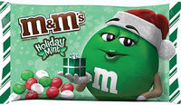 M&M'S® Brand Mint Chocolate Candies Holiday Blend