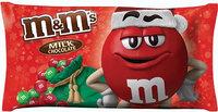 M&M'S® Brand Milk Chocolate Candies Holiday Blend